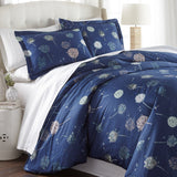 Summer Breeze_duvet_navy blue