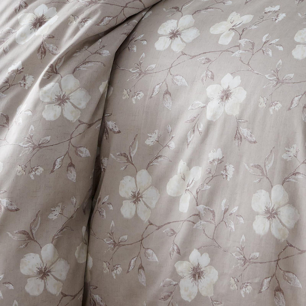 Wild Briar_Duvet set_grey