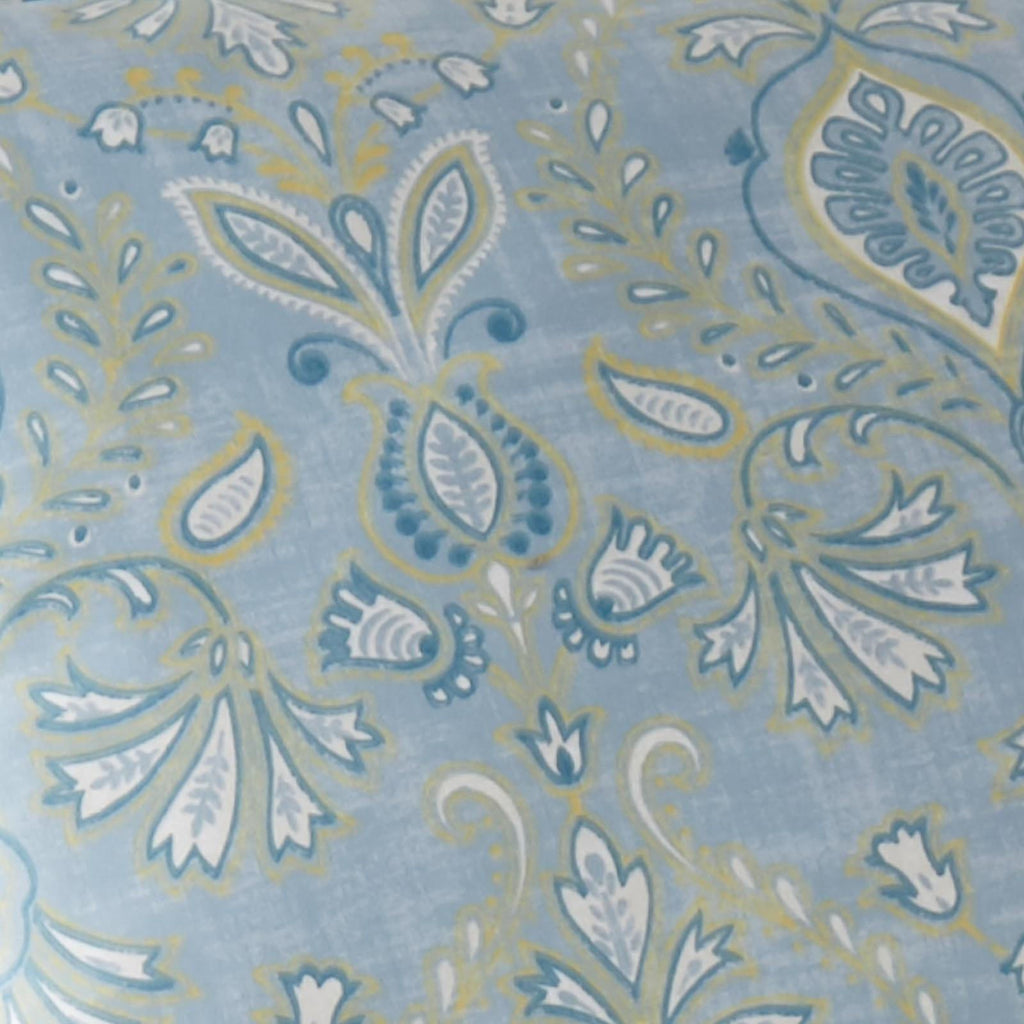 Country Summer_comforter set_blue