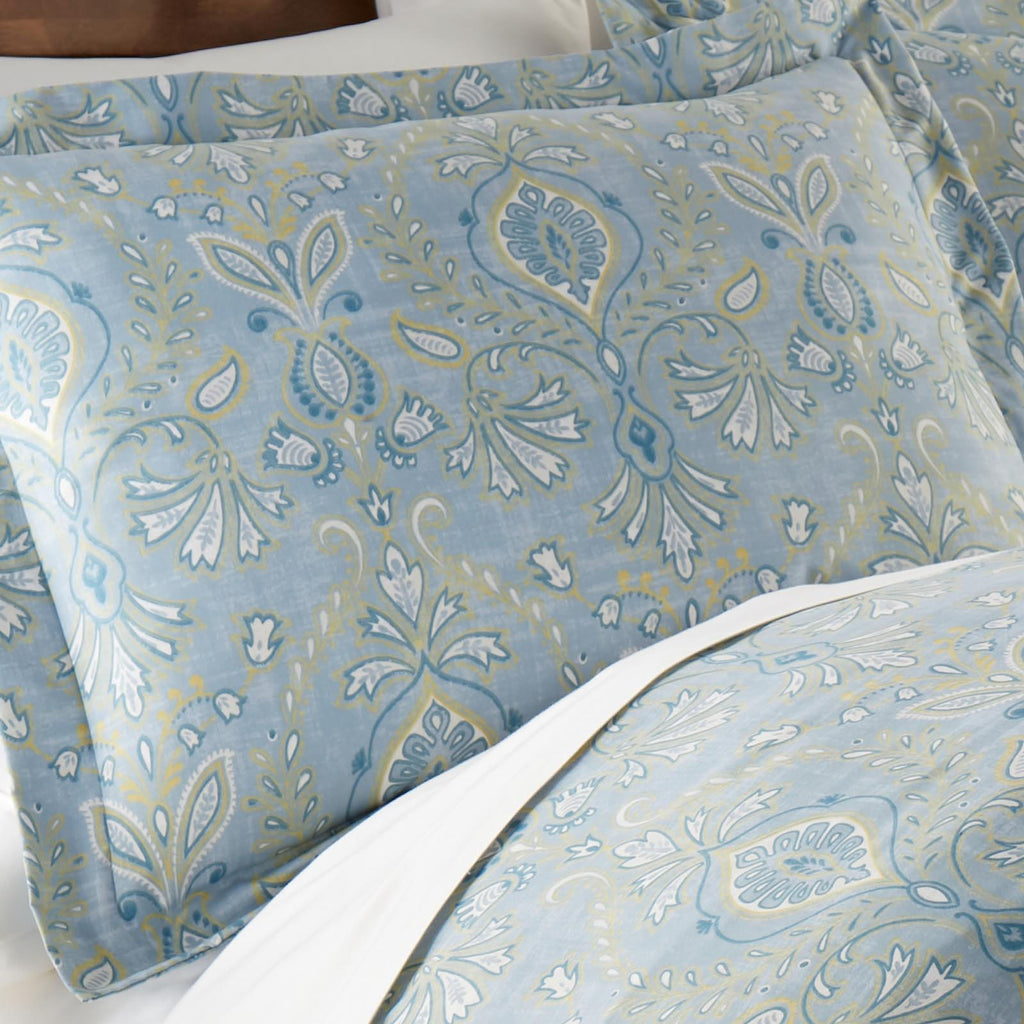 Country Summer_duvet set_blue