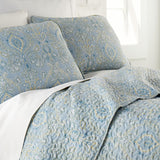 Country Summer_quilt_blue