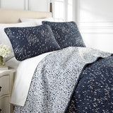Fall For Me Quilt Set in Blue