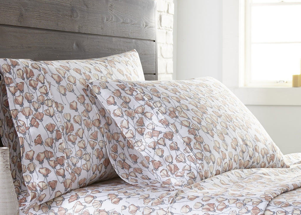 Flowerbomb Pillow Cases