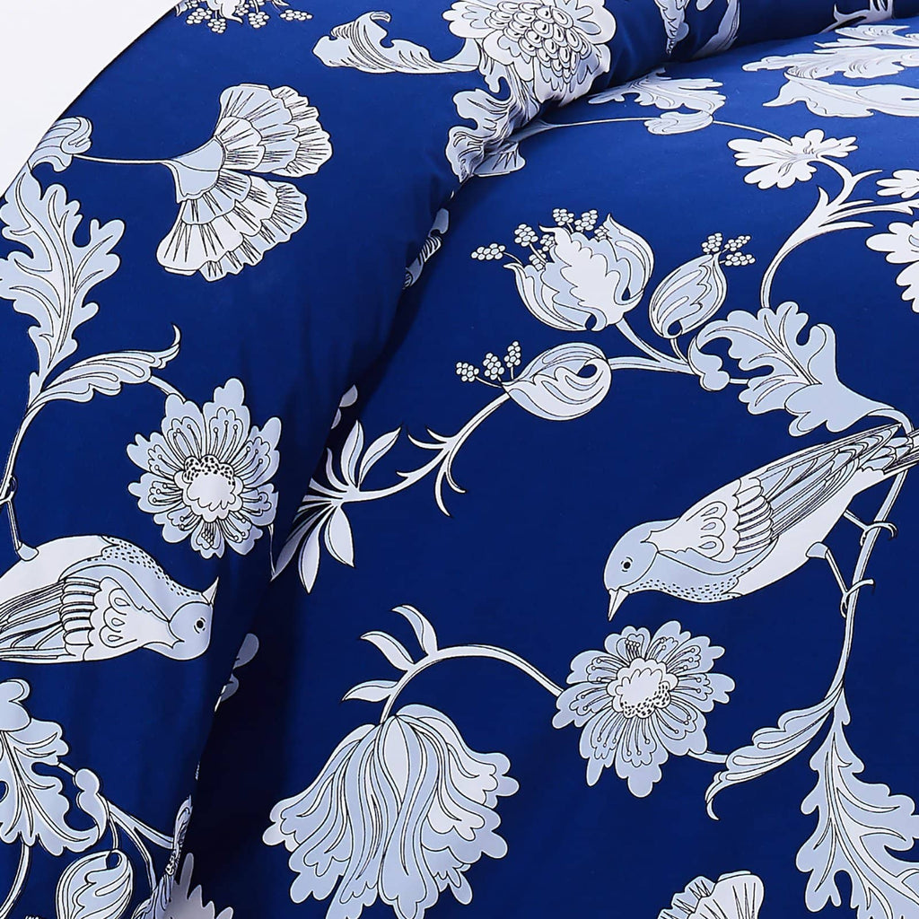 Blue Afternoon Comforter Set