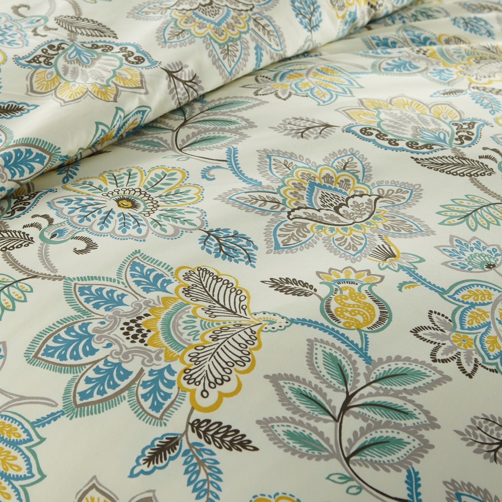 Enchanted Slumber Reversible Comforter and Sham Set