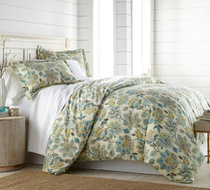 Wanderlust Reversible Comforter and Sham Set