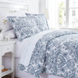 Bluebell Paisley Duvet Cover Set
