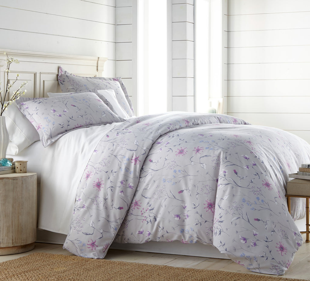 Floating Daydream Reversible Duvet Cover Sets
