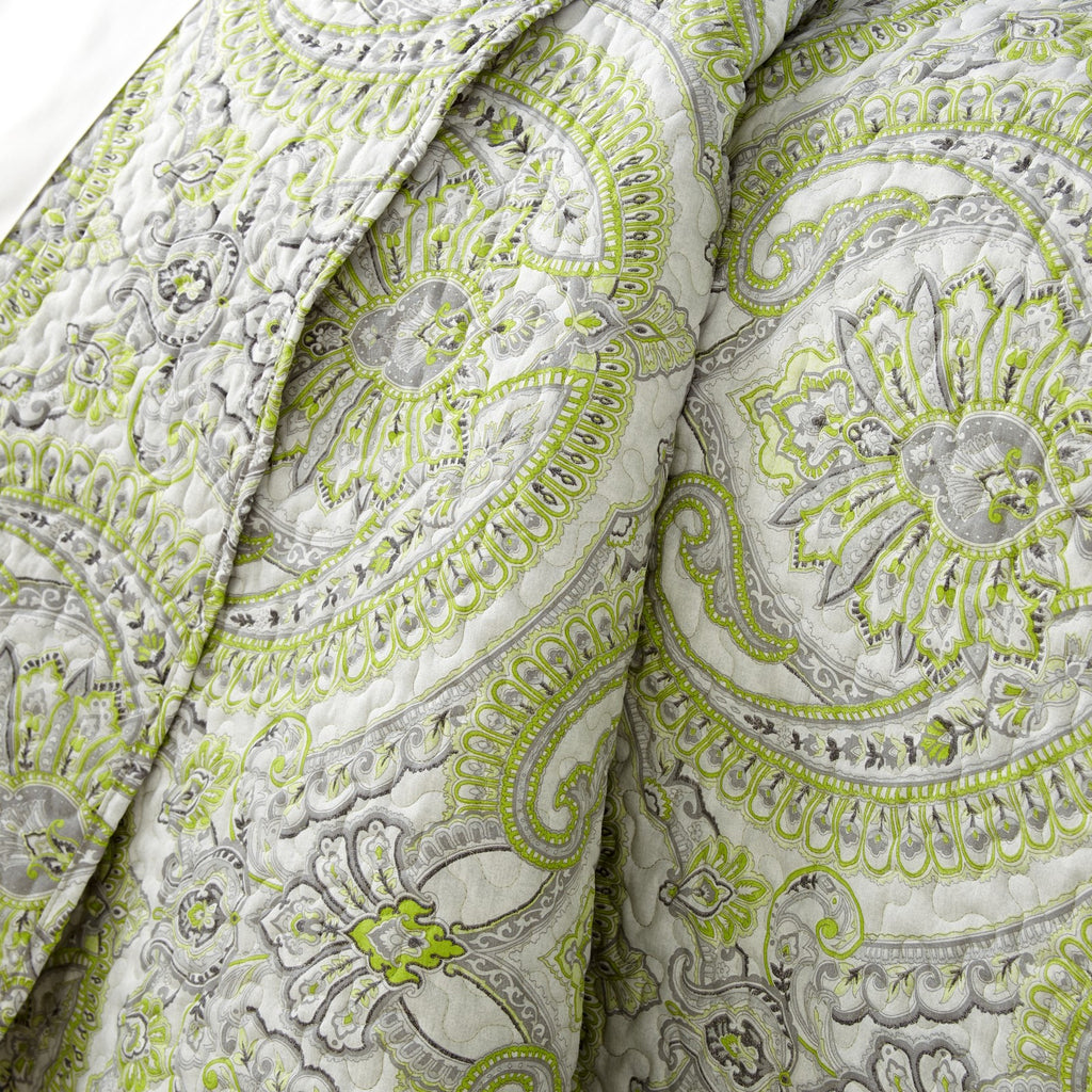 Sing To Me_quilt set_green