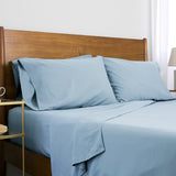 6-Piece Pre-Wash Fabric_sheet set_light blue