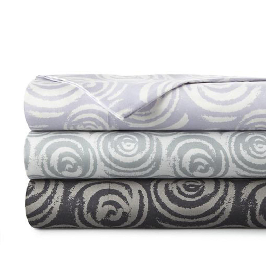 Radiant Rosebud_ sheet set_
