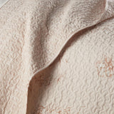 Rose Garden_quilt Set_taupe