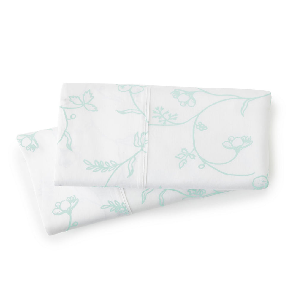 Secret Garden Pillow Cases