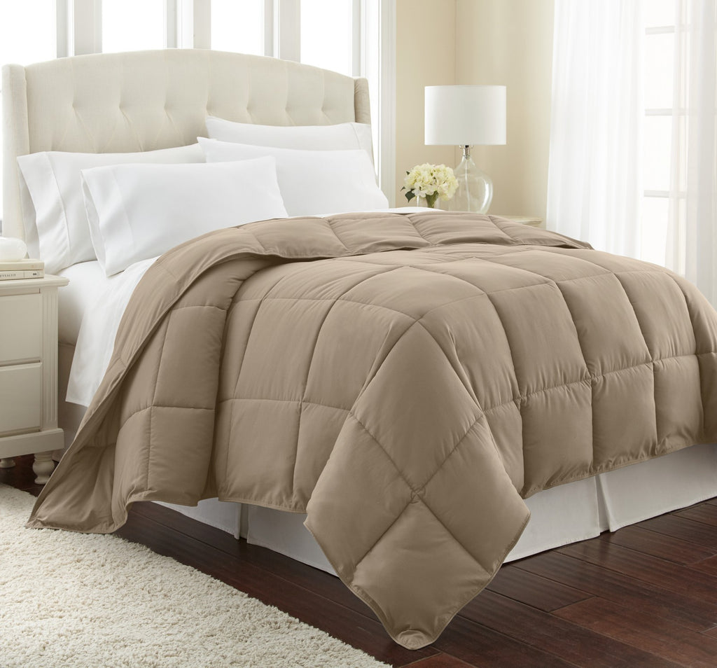 Classic Plush Down Alternate Comforters