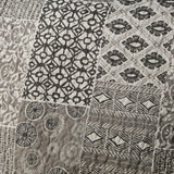 World Song_Quilt_Grey