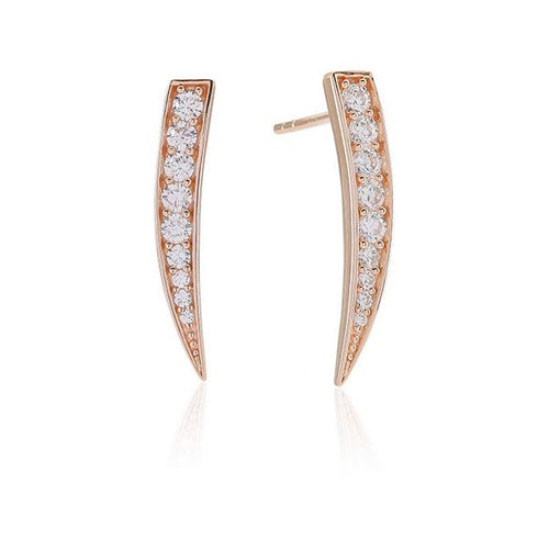 Ladies' Earrings Sif Jakobs E1010-CZ-RG