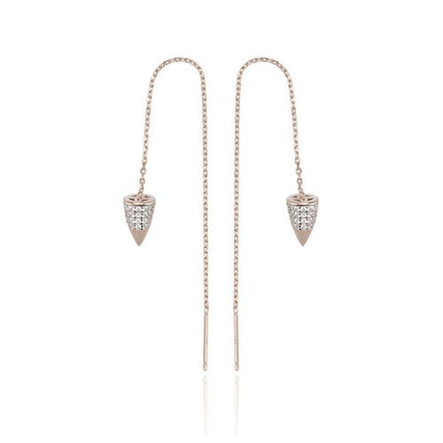 Ladies' Earrings Sif Jakobs E0398-CZ-RG