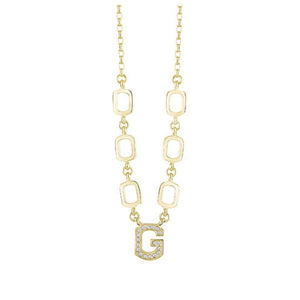 Ladies' Pendant Guess UBN82037 (50 cm)