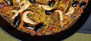 Authentic Paella Catering Adelaide