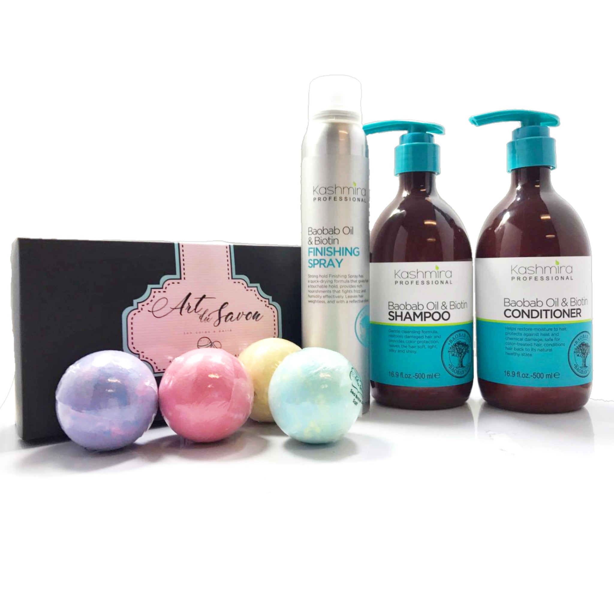 Hair & Bath Kit | Bundle
