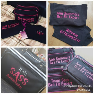 Ann Summers Kit Bags are flying out!