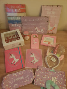 Unicorn Surprise Bag - Worth RRP £50+