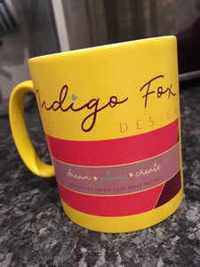 Personalised Mugs - Various Colours available