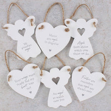 Mini Signs - Angel Wings Collection