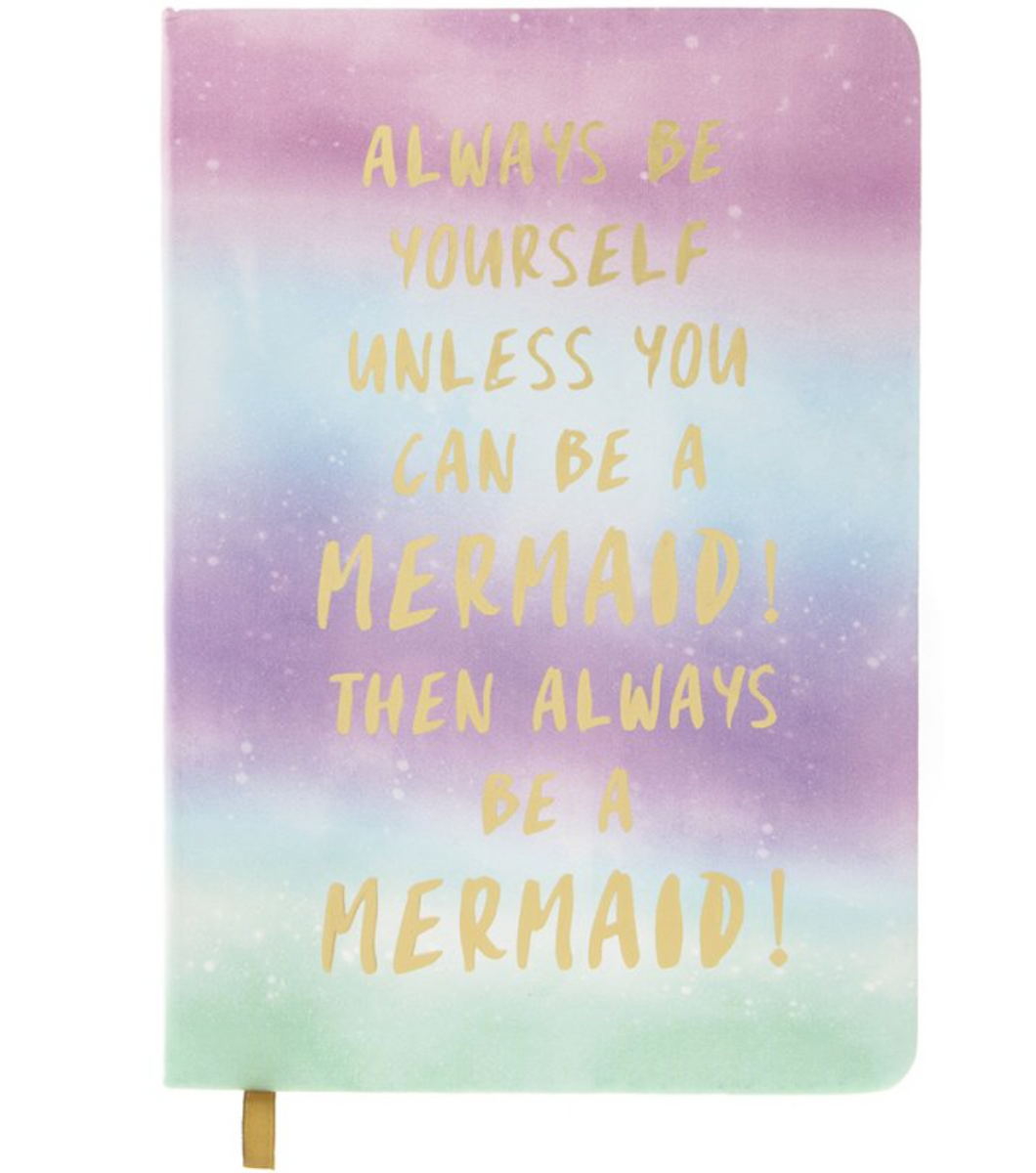 Always Be Yourself.. Or a Mermaid A5