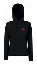 Personalised Pull Over Hooded Sweatshirt