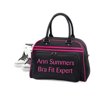 Personalised Medium Bra Fit Kit Bag