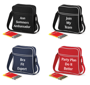Messenger Bag - Optional Personalisation