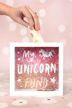 Unicorn fund money box