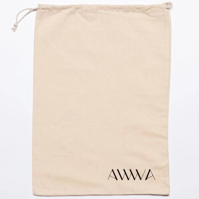 Storage bag - White