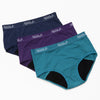 Teen Period Kit - AWWA All Day Classic Brief