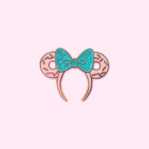 Donut Ears *Teal*