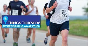Five things to know before running a marathon
