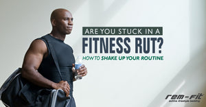 In a fitness rut? How to shake up your routine