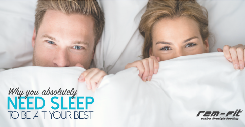 Why you absolutely need sleep to be at your best