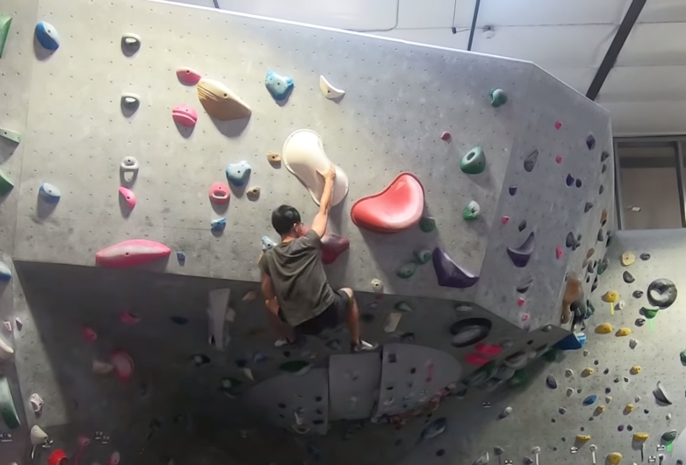 Geek Climber: How I Broke Through a 7-Year Plateau to Climb My First V7