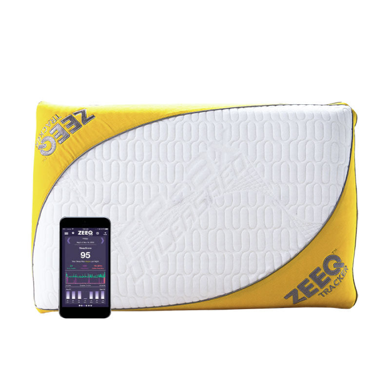 ZEEQ Tracker Smart Pillow
