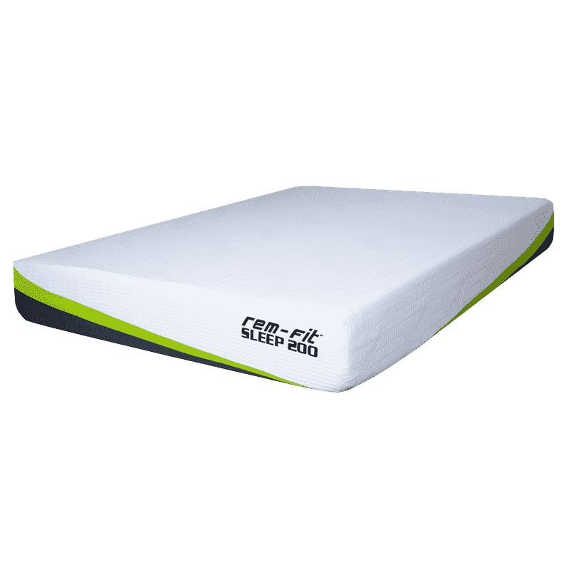 Supportive Memory Foam Mattress with cooling