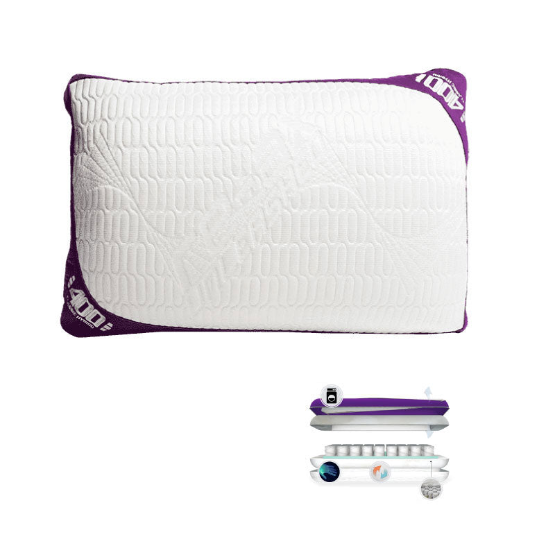 Hybrid Cooling Down Alternative Ultra Premium Pillow, Standard/Queen Size