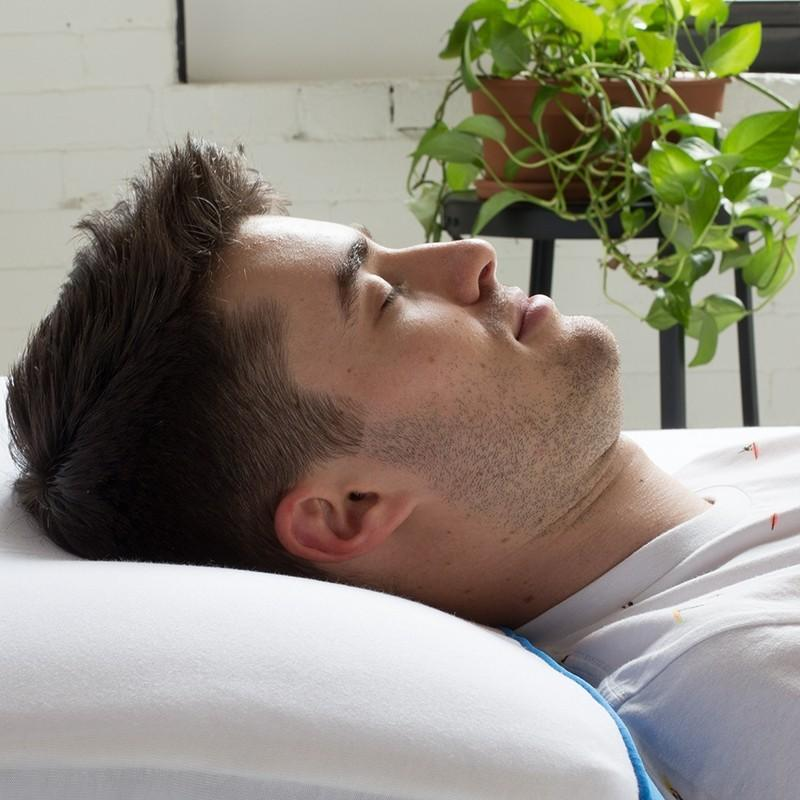 How to use a stop snoring pillow