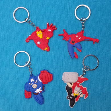 Marvel day at Sea Character Keychain