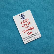 Royal Caribbean Anchor Cruise Light Card® card key switch activator