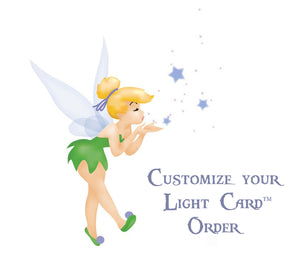 Light Card™ Additional Customization Fee