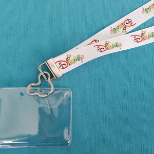 Disney Cruise Lanyard - Disney World Lanyard - KTTW Card Holder - Christmas Disney - Non-scratchy - Child or Adult