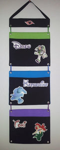 Three Pocket - Fish Extender - 3 Pocket FE - Disney Cruise - DCL - Flexible - Interchangeable - Custom - Any characters