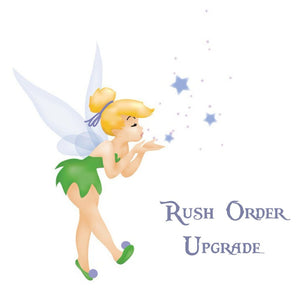 Upgrade to Rush Order - Non-sewn Items
